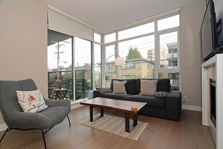 R2249731 - 205 1333 W 11TH AVENUE, Fairview VW, Vancouver, BC - Apartment Unit