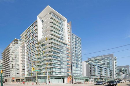 R2249736 - 210 1788 COLUMBIA STREET, False Creek, Vancouver, BC - Apartment Unit