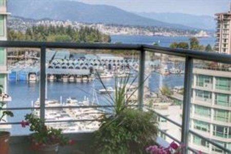 R2249890 - 1302 1790 BAYSHORE DRIVE, Coal Harbour, Vancouver, BC - Apartment Unit