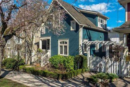 R2249929 - 2150 CYPRESS STREET, Kitsilano, Vancouver, BC - House/Single Family