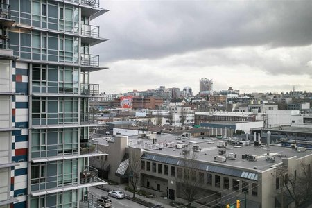 R2250076 - 909 1783 MANITOBA STREET, False Creek, Vancouver, BC - Apartment Unit