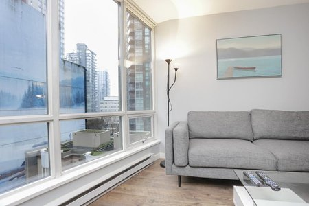 R2250260 - 705 1166 MELVILLE STREET, Coal Harbour, Vancouver, BC - Apartment Unit