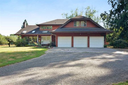 R2250286 - 25300 8 AVENUE, Otter District, Langley, BC - House with Acreage