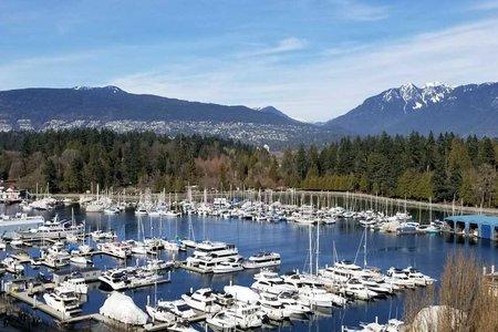 R2250454 - 1503 1650 BAYSHORE DRIVE, Coal Harbour, Vancouver, BC - Apartment Unit