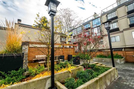 R2250550 - 10 1263 W 8TH AVENUE, Fairview VW, Vancouver, BC - Townhouse