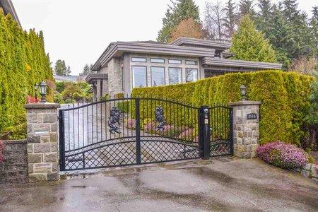 R2250925 - 775 ESQUIMALT AVENUE, Sentinel Hill, West Vancouver, BC - House/Single Family