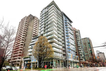 R2251008 - 904 1009 HARWOOD STREET, West End VW, Vancouver, BC - Apartment Unit