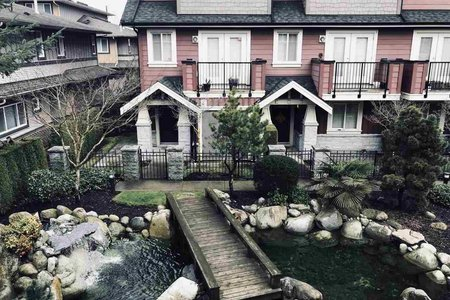 R2251256 - 11 9628 FERNDALE ROAD, McLennan North, Richmond, BC - Townhouse
