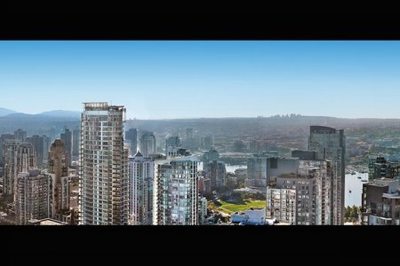 R2251597 - 4309 1480 HOWE STREET, Yaletown, Vancouver, BC - Apartment Unit