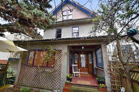 R2251872 - 2271 PANDORA STREET, Hastings, Vancouver, BC - House/Single Family