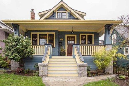 R2251880 - 1918 GRAVELEY STREET, Grandview VE, Vancouver, BC - House/Single Family