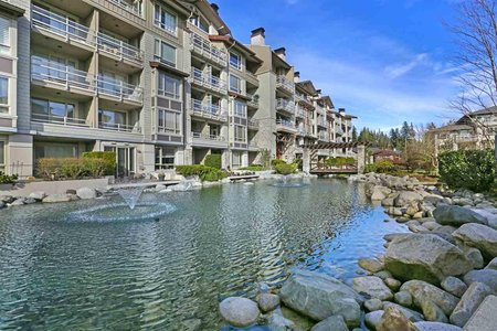 R2252026 - 318 580 RAVENWOODS DRIVE, Roche Point, North Vancouver, BC - Apartment Unit