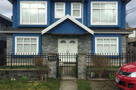 R2252036 - 5021 RUPERT STREET, Collingwood VE, Vancouver, BC - House/Single Family