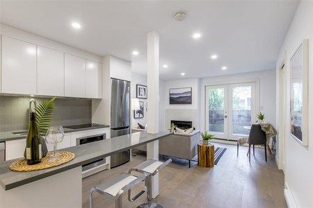 R2252105 - 102 1775 W 10TH AVENUE, Fairview VW, Vancouver, BC - Apartment Unit