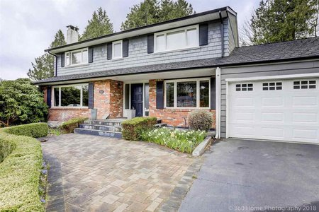 R2252512 - 4032 RIPPLE ROAD, Bayridge, West Vancouver, BC - House/Single Family