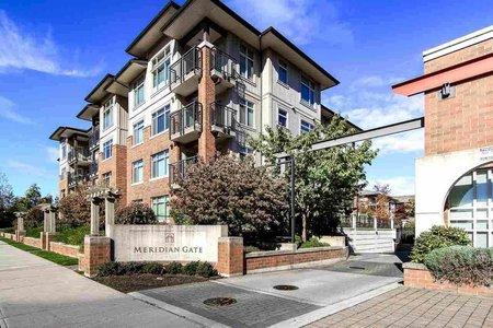 R2252566 - 307 9299 TOMICKI AVENUE, West Cambie, Richmond, BC - Apartment Unit