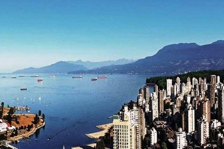 R2252581 - 4802 1480 HOWE STREET, Yaletown, Vancouver, BC - Apartment Unit