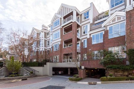 R2252668 - 209 5760 HAMPTON PLACE, University VW, Vancouver, BC - Apartment Unit