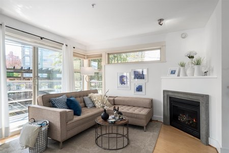 R2252699 - 202 1586 W 11TH AVENUE, Fairview VW, Vancouver, BC - Apartment Unit