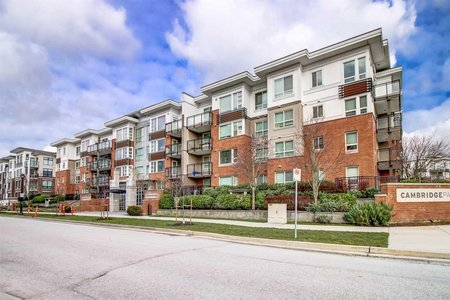 R2252920 - 319 9399 TOMICKI AVENUE, West Cambie, Richmond, BC - Apartment Unit
