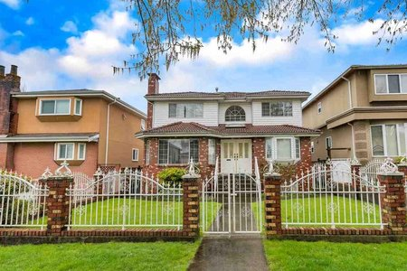 R2252983 - 6983 FLEMING STREET, Knight, Vancouver, BC - House/Single Family