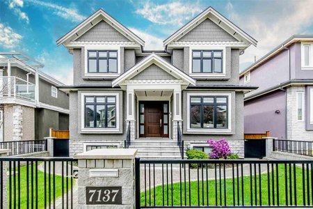 R2253064 - 7137 STIRLING STREET, Fraserview VE, Vancouver, BC - House/Single Family