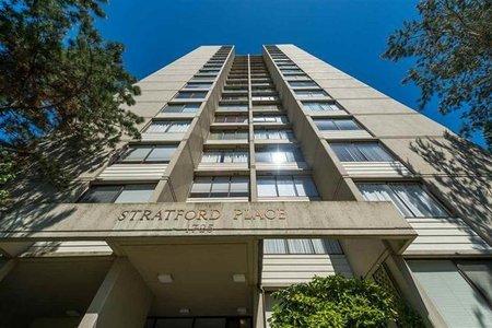 R2253069 - 1504 1725 PENDRELL STREET, West End VW, Vancouver, BC - Apartment Unit