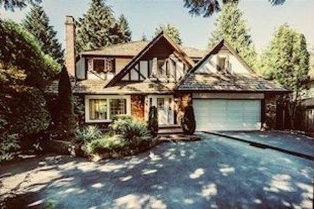 R2253208 - 5185 HEADLAND DRIVE, Upper Caulfeild, West Vancouver, BC - House/Single Family