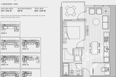 R2253366 - 709 8988 PATTERSON ROAD, Brighouse, Richmond, BC - Apartment Unit