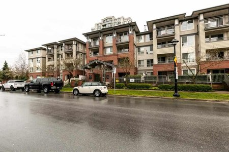 R2253876 - 408 9200 FERNDALE ROAD, McLennan North, Richmond, BC - Apartment Unit
