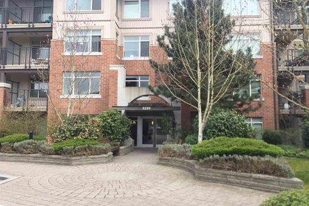 R2253975 - 408 9299 TOMICKI AVENUE, West Cambie, Richmond, BC - Apartment Unit