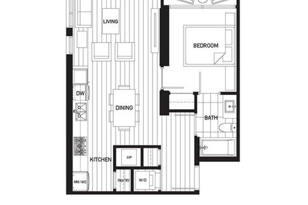 R2254197 - P303 3530 SAWMILL CRESCENT, Champlain Heights, Vancouver, BC - Apartment Unit
