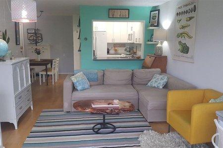 R2254222 - 214 3875 W 4TH AVENUE, Point Grey, Vancouver, BC - Apartment Unit