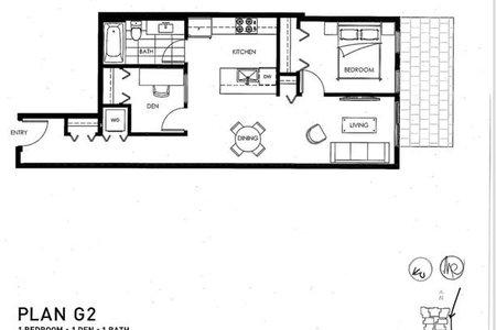 R2254274 - 103 10177 RIVER DRIVE, Bridgeport RI, Richmond, BC - Apartment Unit