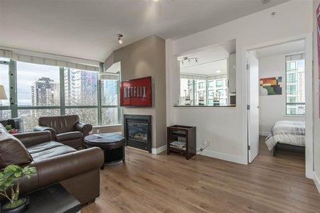 R2254353 - 504 1238 BURRARD STREET, Downtown VW, Vancouver, BC - Apartment Unit