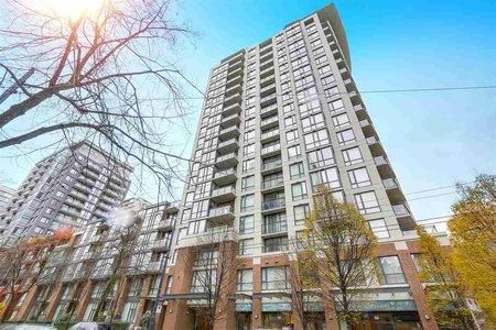 R2254415 - 2002 1082 SEYMOUR STREET, Downtown VW, Vancouver, BC - Apartment Unit