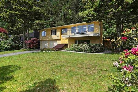 R2254460 - 5760 CRANLEY DRIVE, Eagle Harbour, West Vancouver, BC - House/Single Family