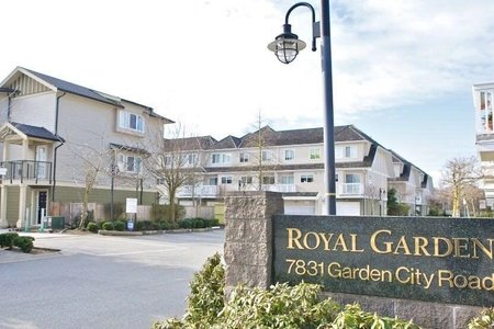 R2254541 - 9 7831 GARDEN CITY ROAD, Brighouse South, Richmond, BC - Townhouse