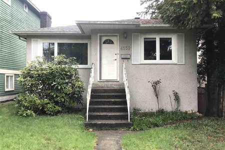 R2254557 - 4559 W 8TH AVENUE, Point Grey, Vancouver, BC - House/Single Family