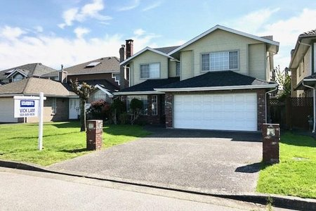 R2254976 - 3888 MCKAY PLACE, West Cambie, Richmond, BC - House/Single Family