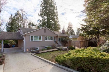 R2255082 - 753 BLYTHWOOD DRIVE, Delbrook, North Vancouver, BC - House/Single Family