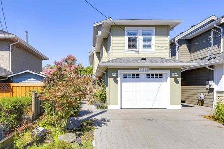 R2255085 - 11155 6TH AVENUE, Steveston Village, Richmond, BC - House/Single Family
