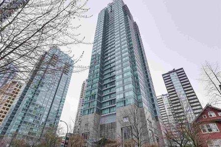 R2255274 - 1807 1200 W GEORGIA STREET, West End VW, Vancouver, BC - Apartment Unit