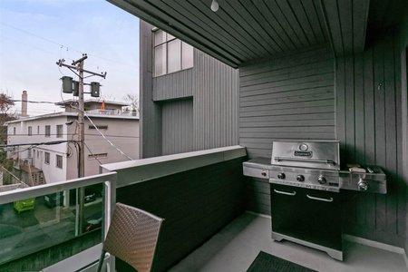 R2255376 - 311 2885 SPRUCE STREET, Fairview VW, Vancouver, BC - Apartment Unit