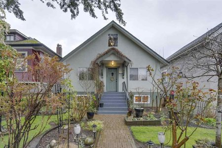 R2255391 - 2155 WILLIAM STREET, Grandview VE, Vancouver, BC - House/Single Family