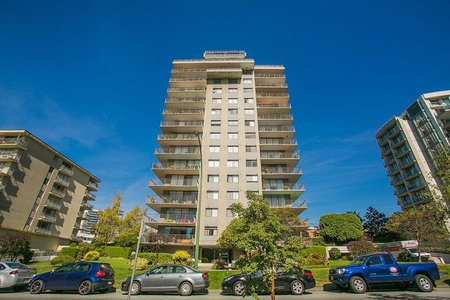 R2255434 - 604 140 E KEITH ROAD, Central Lonsdale, North Vancouver, BC - Apartment Unit