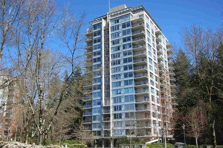 R2255555 - 606 5639 HAMPTON PLACE, University VW, Vancouver, BC - Apartment Unit
