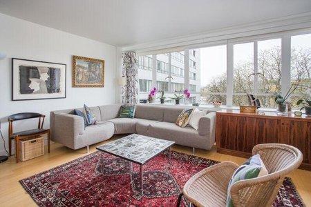 R2255630 - 312 1445 MARPOLE AVENUE, Fairview VW, Vancouver, BC - Apartment Unit