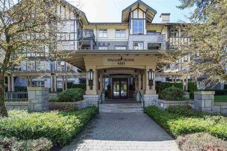 R2255650 - 201 4885 VALLEY DRIVE, Quilchena, Vancouver, BC - Apartment Unit