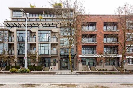 R2255741 - 104 388 W 1ST AVENUE, False Creek, Vancouver, BC - Apartment Unit